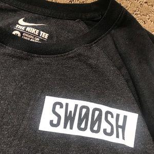 3/4 sleeve Nike T